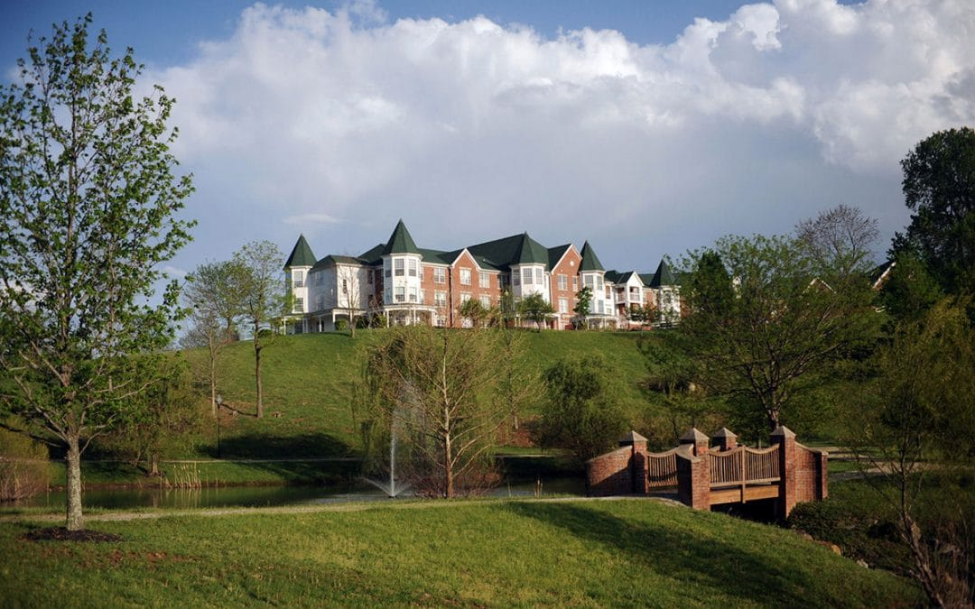 Big Plans Ahead as Woodlands Celebrates 25 Years of Providing Premier Retirement Living in Huntington, WV