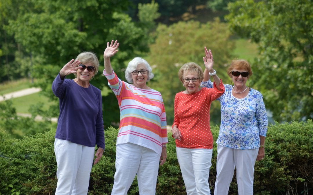 Retirement Living at Woodlands: Hear What Residents Have to Say!