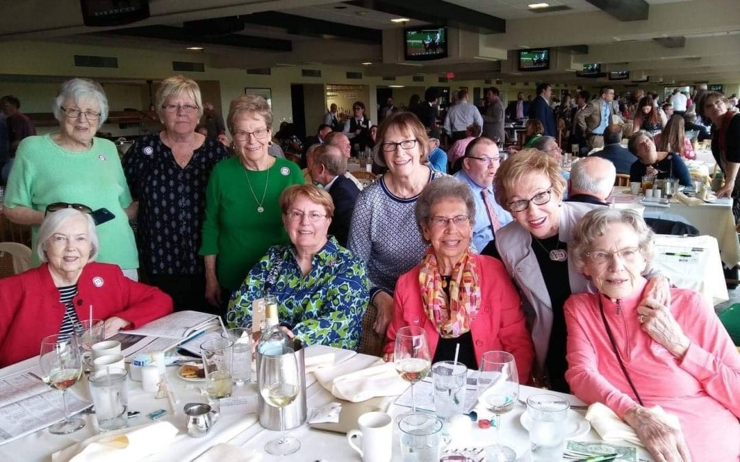 From Huntington to Horse Country: Woodlands Residents Visit Keeneland