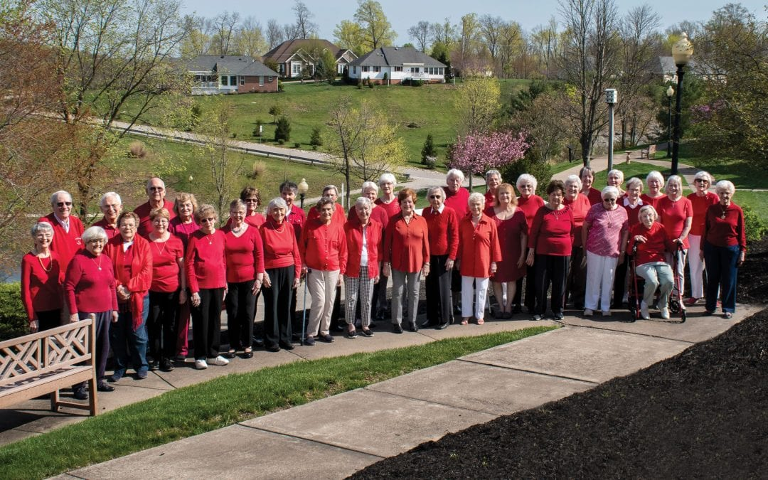 Speak to any of the 40+ former educators living at Woodlands in Huntington and you'll soon learn why Woodlands is one of the top retirement communities in WV!