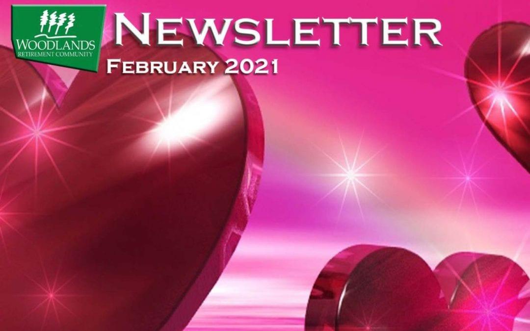 February 2021 Resident Newsletter