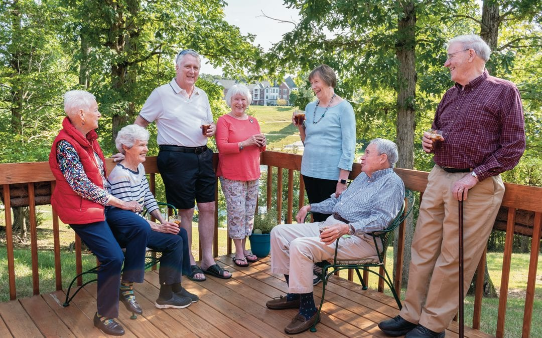 Considering A Rental Retirement Community In WV? Here's Why LifeCare Communities Like Woodlands Offer So Much More