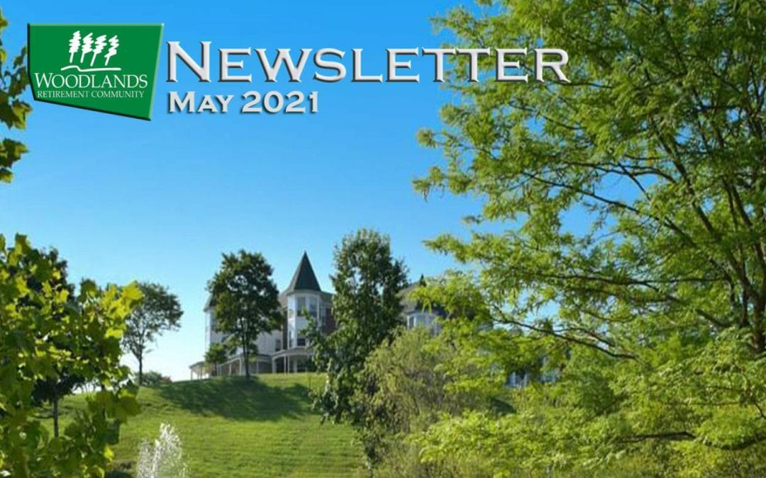 May 2021 Resident Newsletter