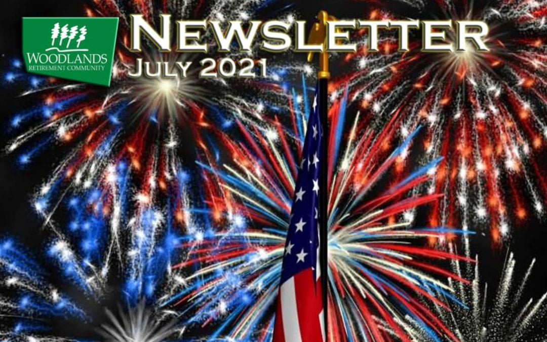 July 2021 Resident Newsletter