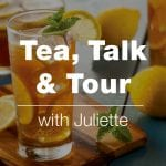 Glass of Sweet Tea and Lemon