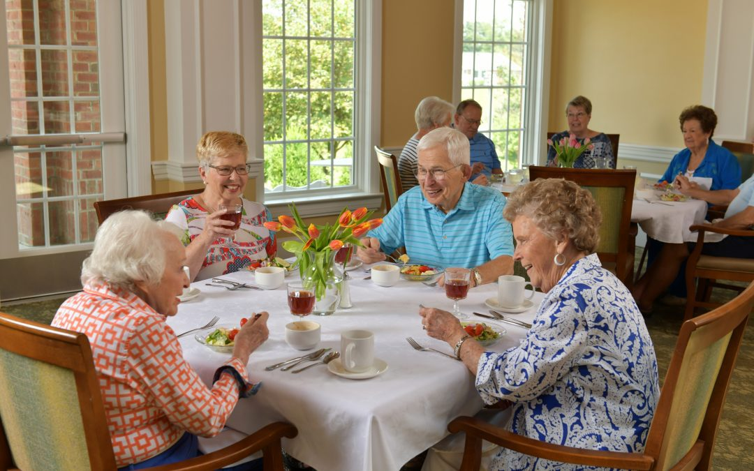 Catching Up with The Kings: 3 Enjoyable Years of Retirement Living at Woodlands in Huntington