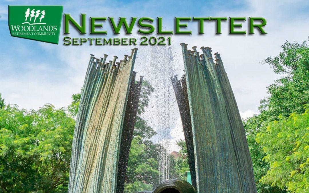 September 2021 Resident Newsletter