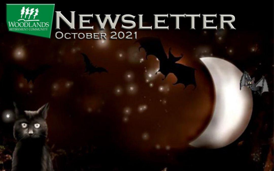 October 2021 Resident Newsletter